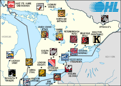 Elite Prospects Ontario Hockey League Ohl